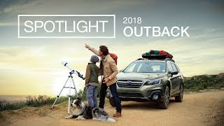 Download New 2018 Subaru Outback Spotlight | Explore Together Video