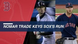Download Garciaparra trade lays foundation of Red Sox revival Video
