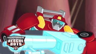 Download Transformers: Rescue Bots Season 3 - 'Heatwave Calls Kade, Mr. Cuddles!' Official Clip Video