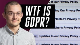 Download GDPR: Why you just got bombarded with privacy policy updates Video