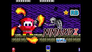 Download 1987 [60fps] Ninja-Kid II 9999990pts ALL Video