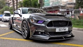 Download 800 HP Sutton CS800 Ford Mustang 5.0 V8 Supercharged Video