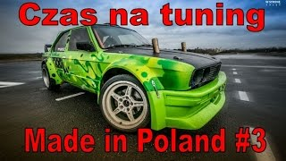 Download Czas na Tuning Made in Poland #3 Bmw E30 Bi-turbo 500hp [ ENG Subtitle ] Video