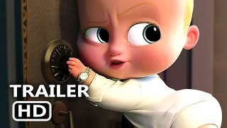 Download THE BΟSS BАBY ″There's Only ONE Boss !″ Clip + Trailer (2017) Animation Movie HD Video