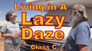 Download Jeannie Living in a Lazy Daze Class C RV Video