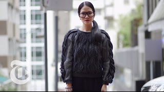 Download Street Fashion in Hong Kong | Intersection | The New York Times Video