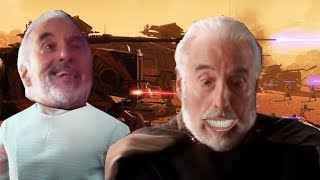 Download Count Dooku verbally abuses the battlefield Video