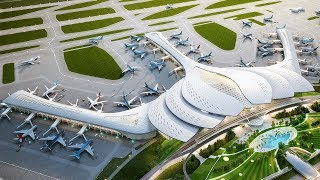 Download 5 Airports Taking-Off by 2025   The B1M Video