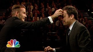 Download Egg Russian Roulette with David Beckham (Late Night with Jimmy Fallon) Video