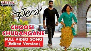 Download Choosi Chudangane Full Video Song ( Edited Version) || Chalo Movie || Naga Shaurya, Rashmika Video