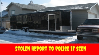 Download Stolen Trailer With Car Please Share Video