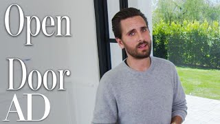 Download Inside Scott Disick's Home with an Amazing Car Collection | Open Door | Architectural Digest Video