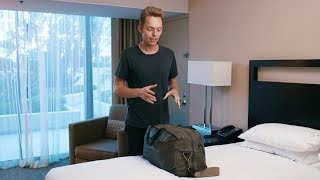 Download What's in a Minimalist's Travel Bag? Video
