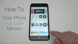 Download How To Clear iPhone App Store Memory Video