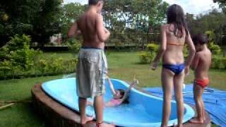 Download Rafa na piscina. Video