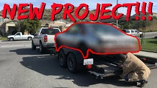 Download We Got a New Drag Car Project! Video