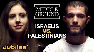 Download Can Israelis and Palestinians See Eye to Eye? || Creators for Change Video