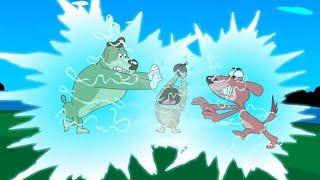 Download Rat-A-Tat | Chotoonz Kids Funny Cartoon Videos | 'Bodybuilding Jumpers' Video