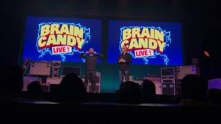Download BRAIN CANDY LIVE | Clips From Smoke and Pressure Demonstrations | Best Quality Video