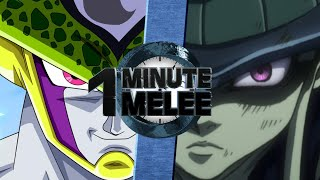 Download One Minute Melee S3 EP9 - Cell vs Meruem (DBZ vs Hunter x Hunter) Video
