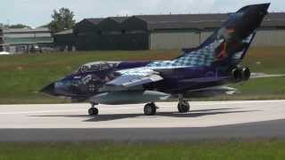 Download AG51: Multiple Tornado Take Offs at Schleswig-Jagel Video