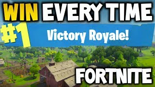 Download How to win every time : FORTNITE Battle Royale - EASY - Xbox One, Playstation 4 or PC Video