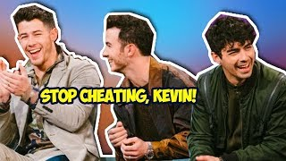 Download jonas brothers being childish for 10 minutes straight Video