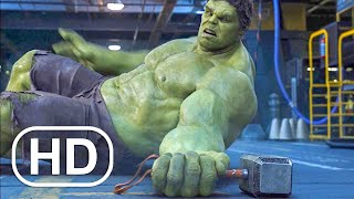 Download Thor vs Hulk - Cena de Luta - Os Vingadores (2012) Clipe do Filme HD Video