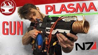 Download Mass Effect PLASMA RIFLE (Nerf Gun Mod) Video