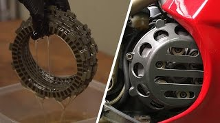 Download Wet Clutch vs. Dry Clutch - What's the Difference? | MC GARAGE Video