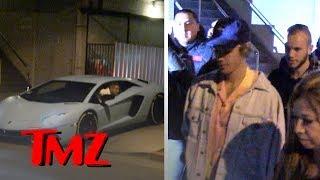 Download Justin Bieber's Lambo Bottoms Out at Bumpy Church Service | TMZ Video