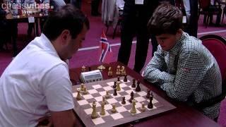 Download Mamedyarov-Carlsen, World Blitz Championship 2012 Video