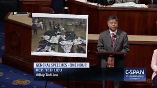 Download Rep. Ted Lieu plays audio from detention center on House floor (C-SPAN) Video