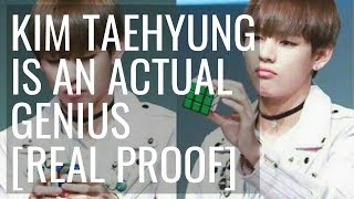 Download BTS V is a genius - 8 Types of Intelligence Video