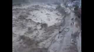 Download Flood in Darchula 2014(Nepal) Video