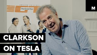 Download What Jeremy Clarkson thinks about Tesla Video