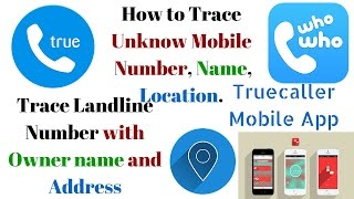 Download How to Find a Name of Unknown Caller | Trace Who is Calling You [ Hindi] Video