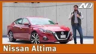 Download Nissan Altima - Un gran auto para los que se resisten a las SUV Video