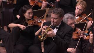 Download Ryan Anthony performs GABRIEL'S OBOE at CancerBlows 2015 Video