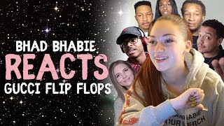 Download Danielle Bregoli Reacts To BHAD BHABIE ″Gucci Flip Flops″ Roast and Reaction Vids Video