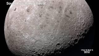 Download NASA's 4K virtual tour of Earth's moon Video
