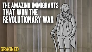 Download The Amazing Immigrants That Won The Revolutionary War Video