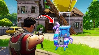 Download Top 5 Luckiest Things TO EVER HAPPEN IN FORTNITE! Video