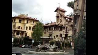 Download Roma sconosciuta Quartiere Coppedè Video