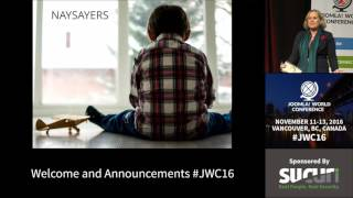 Download JWC 2016 - Welcome - Sarah Watz Video