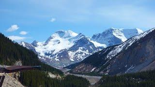 Download 2016 加拿大洛磯山脈班夫國家公園哥倫比亞冰原Banff National Park, Alberta, Canada Video