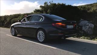 Download Der brandneue BMW 5er - 2017 Video