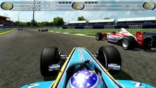 Download [F1 Challenge 99-02] RH2003 Mod - Australia 3 Lap Race - Fernando Alonso Video