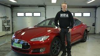 Download Tesla Model S teszt - SportVerda (Tordai István) Video