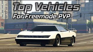 Download GTA Online: Top Vehicles for PVP in Freemode Video